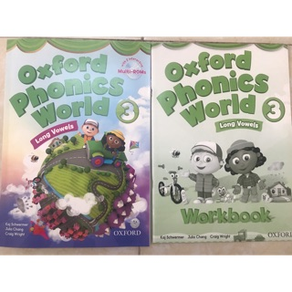 Oxford Phonics World level 3 (A4)