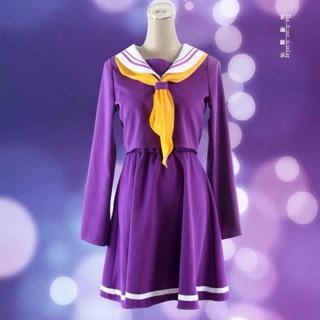 Set váy cosplay Shiro