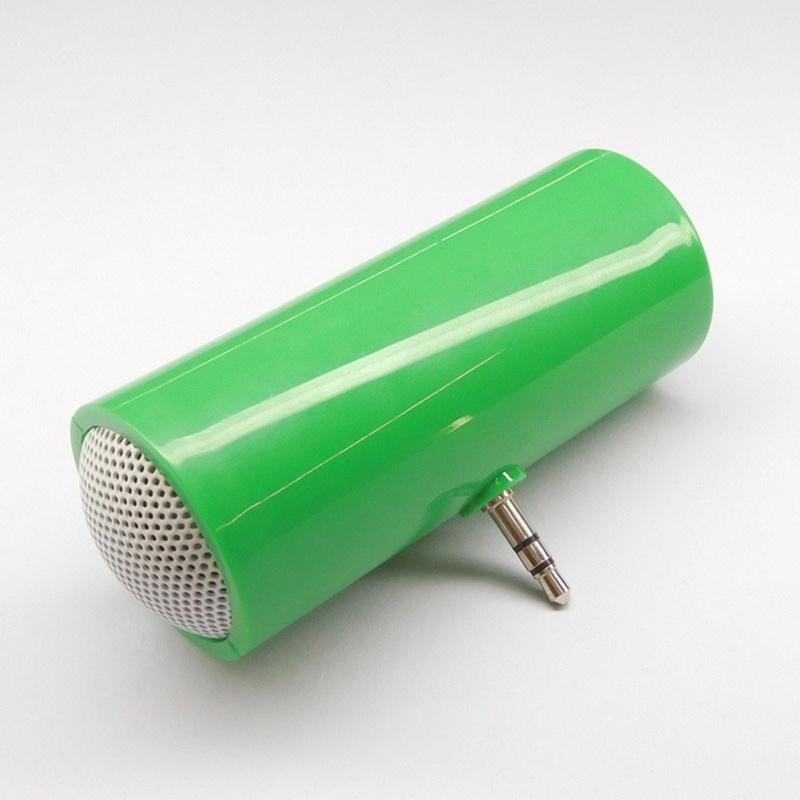 Loa Mini 3.5mm Cho Điện Thoại / Máy Tính Bảng