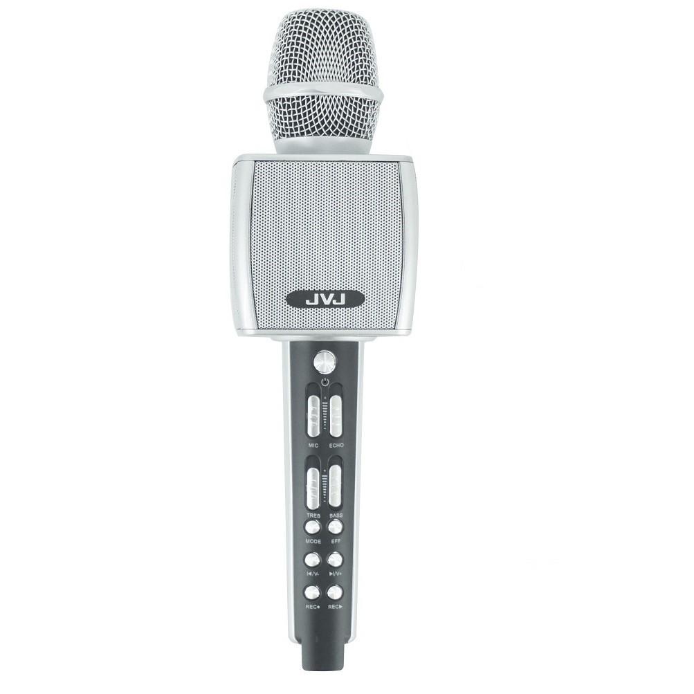 Micro karaoke YS92 JVJ bluetooth Không dây kèm loa 3 in 1 - hỗ trợ trợ thu âm,âm thanh loa lớn, bắt và nâng giọng tốt