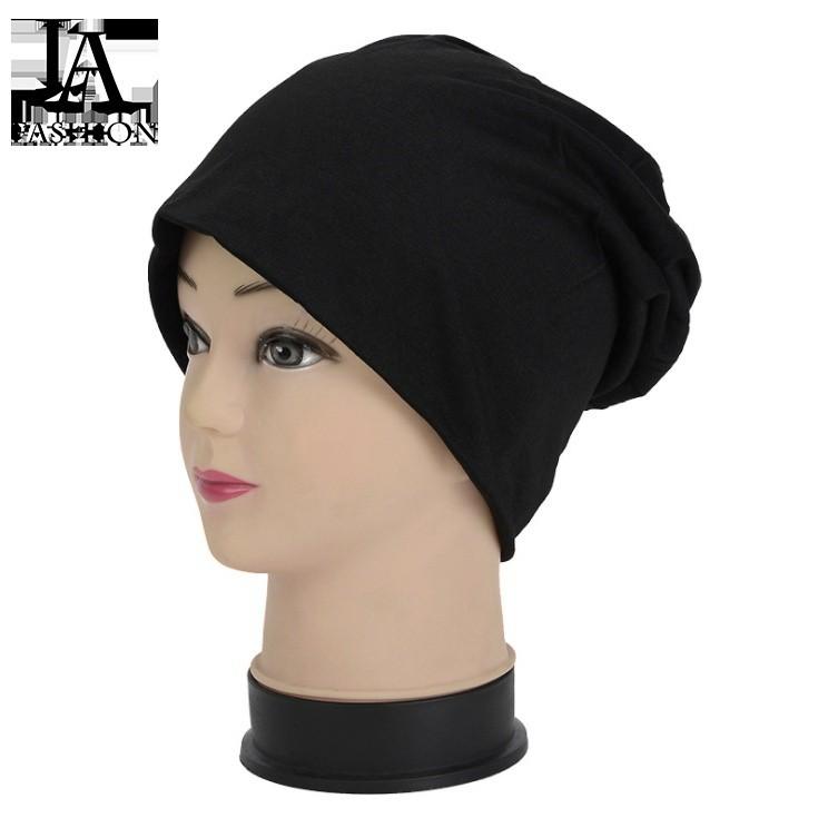 Mũ trùm đầu nam nữ đa năng nhập khẩu ZAVANS (Đen)