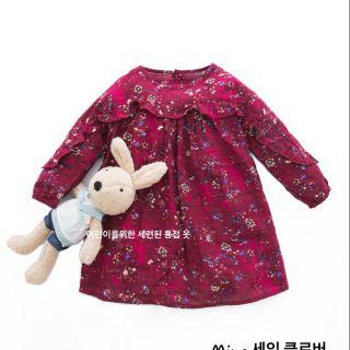 Váy vintage xuất Hàn