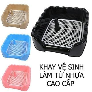 Khay Vệ Sinh Cho Chó Đực - Mã CKVS11 thumbnail