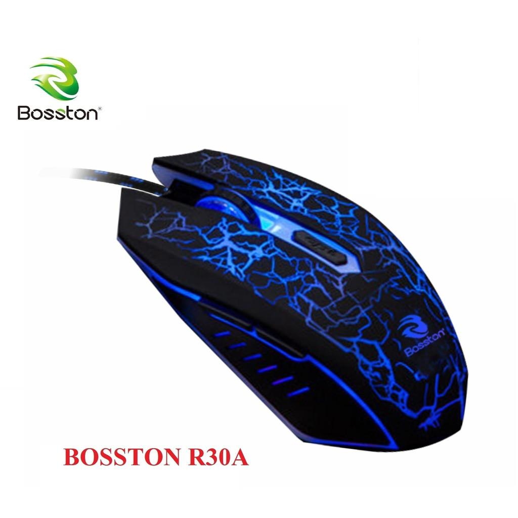Chuột Máy Tính Có Dây Bosston - R30A