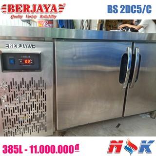 Bàn Lạnh Berjaya 2 cánh 385 lít BS 2DC5/C