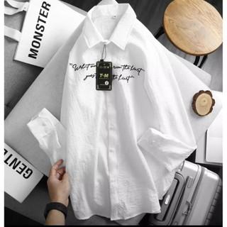 áo sơ mi đũi mềm mịn thoáng mát dành cho các quý ông GKM