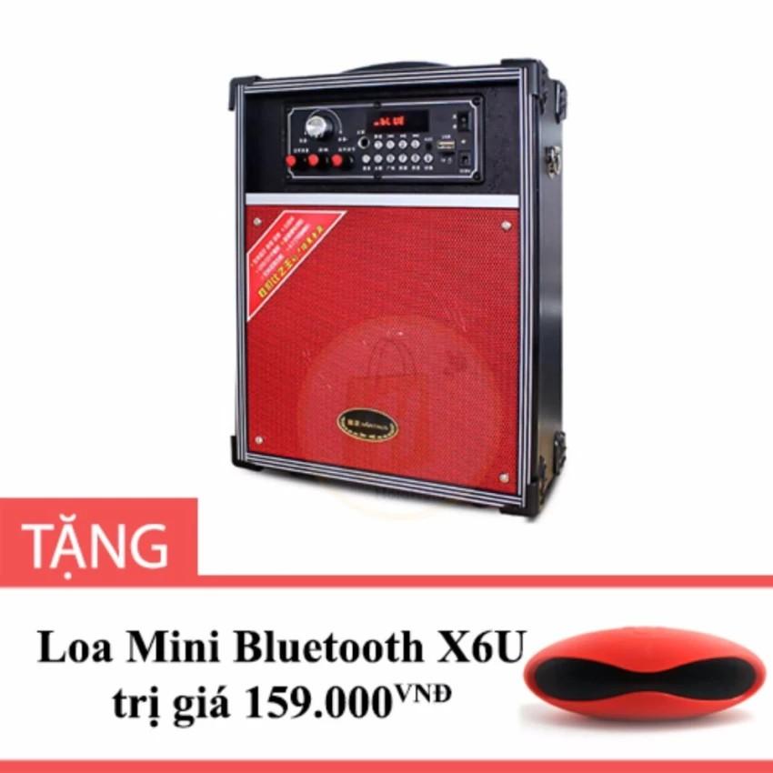Loa Vali kéo Mini có Bluetooth Detek A092 màu Đen tặng Loa X6 - 1 micro không dây - 2546244 , 667833948 , 322_667833948 , 899000 , Loa-Vali-keo-Mini-co-Bluetooth-Detek-A092-mau-Den-tang-Loa-X6-1-micro-khong-day-322_667833948 , shopee.vn , Loa Vali kéo Mini có Bluetooth Detek A092 màu Đen tặng Loa X6 - 1 micro không dây