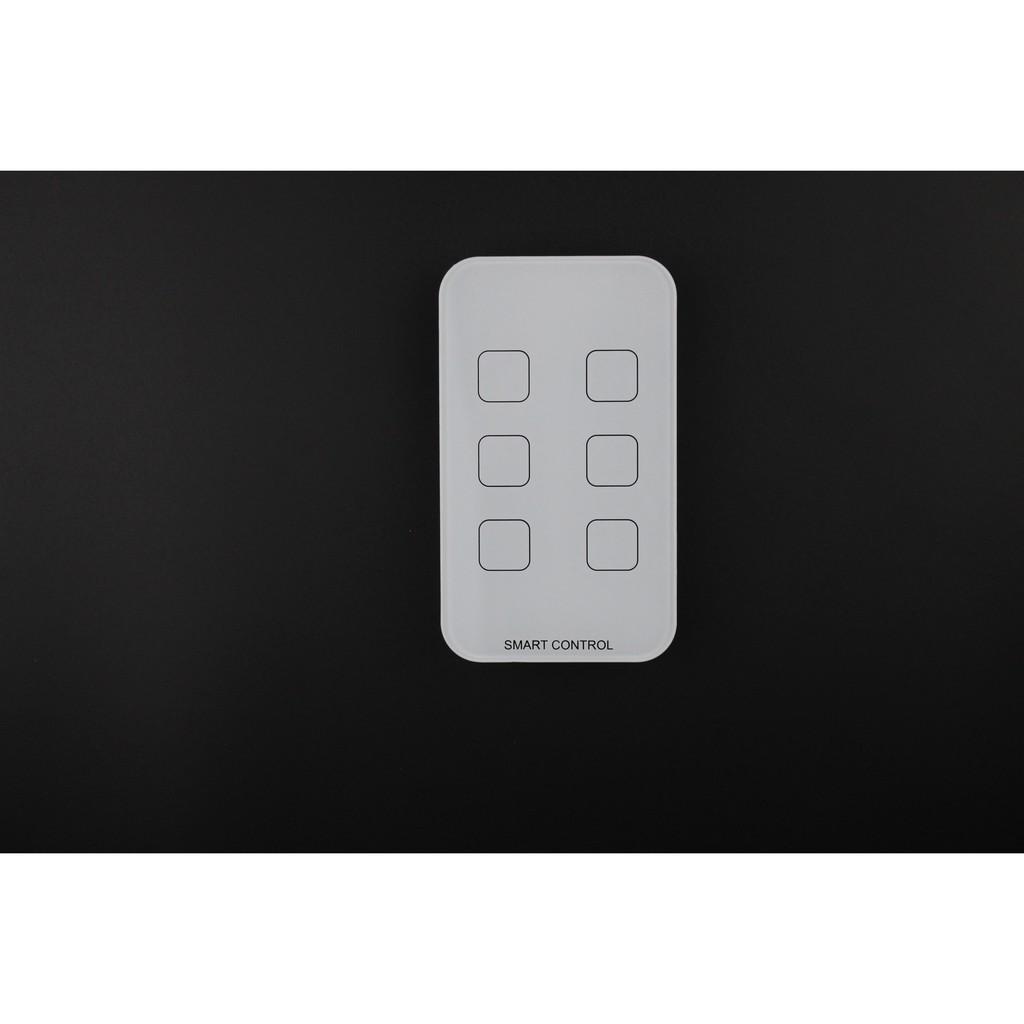 Công tắc cảm ứng nhà thông minh S686 mặt chữ nhật