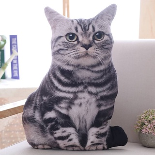 Mèo nhồi bông 3d kiểu Hàn Quốc dễ thương