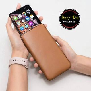 [DA BÒ THẬT 100%] Bao da iPhone Xs Max / iPhone Xs / iPhone XR / iPhone X / HUAWEI / OPPO / XIAOMI / Note9,Note8,S9+,S8+
