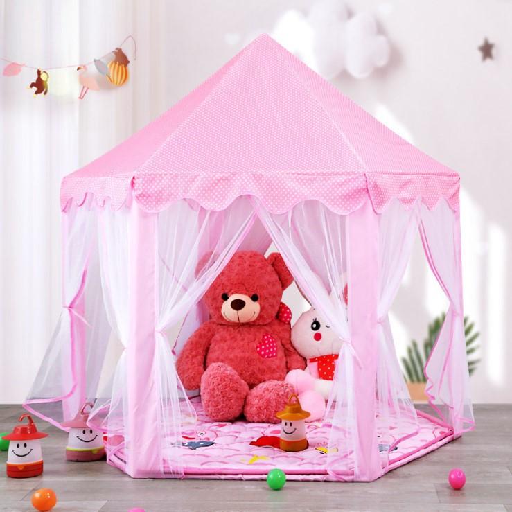 Lều công chúa, lều hoàng tử mẫu mới cho bé