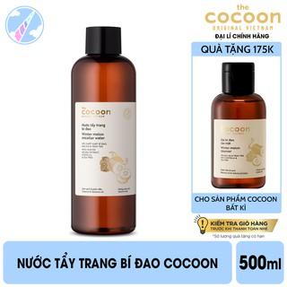 Nước Tẩy Trang Bí Đao Cocoon 500ml thumbnail