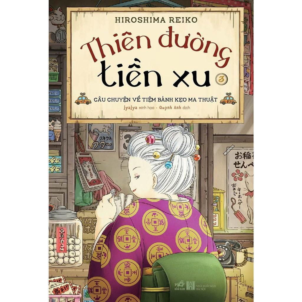 Sách - Light Novel - Combo Thiên Đường Tiền Xu (4 Cuốn) - Tặng Kèm Bookmark [Nhã Nam]