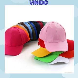 Mũ lưỡi trai Vinido thể thao nam nữ thời trang hàn quốc MD01