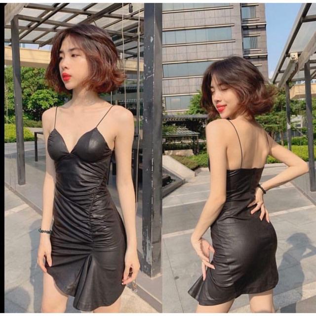 Váy nhún eo