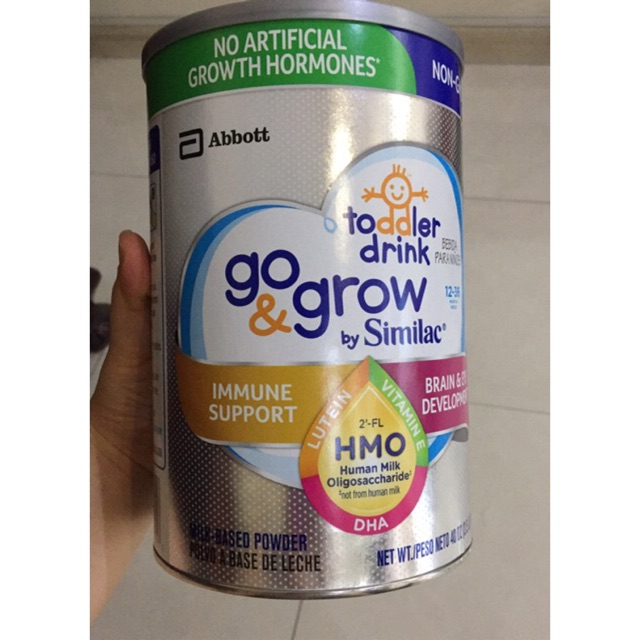 Sữa Similac Go Grow HMO (680g - 1.1