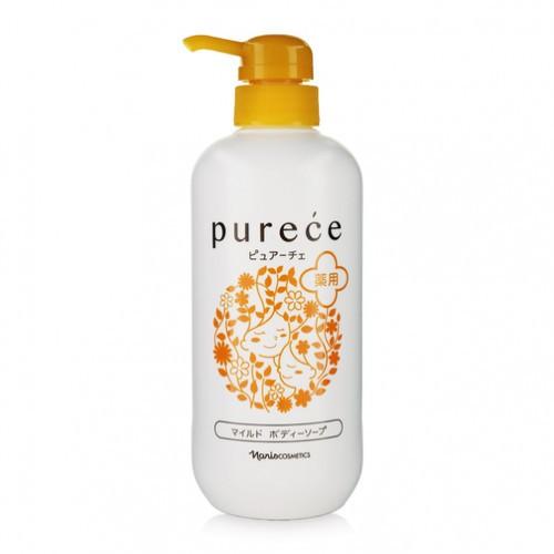 Sữa tắm Naris Purece Medicated Body Soap - 3007822 , 151701839 , 322_151701839 , 495000 , Sua-tam-Naris-Purece-Medicated-Body-Soap-322_151701839 , shopee.vn , Sữa tắm Naris Purece Medicated Body Soap