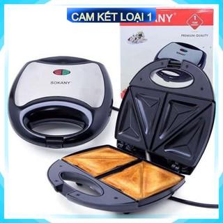 [Bảo hành-1 Đổi 1] Máy nướng bánh HOTDOG Sokany KJ-105 công nghệ tiên tiến, thông minh, chống dính siêu bền .
