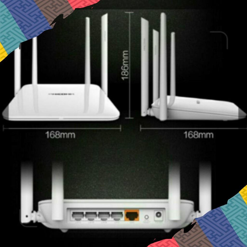 =SHOES IS ONE= BỘ PHÁT KÍCH SÓNG WIFI băng thông Gigabit 1200M 11AC Dual 2.4G & 5G PHICOM – 4 ăng ten 2019 HOT TREND Giá chỉ 790.000₫