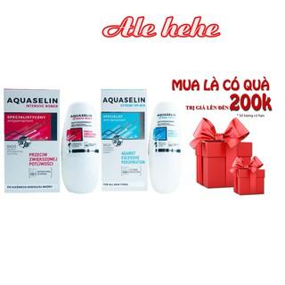 Lăn Nách Khử Mùi Nam Nữ Aquaselin