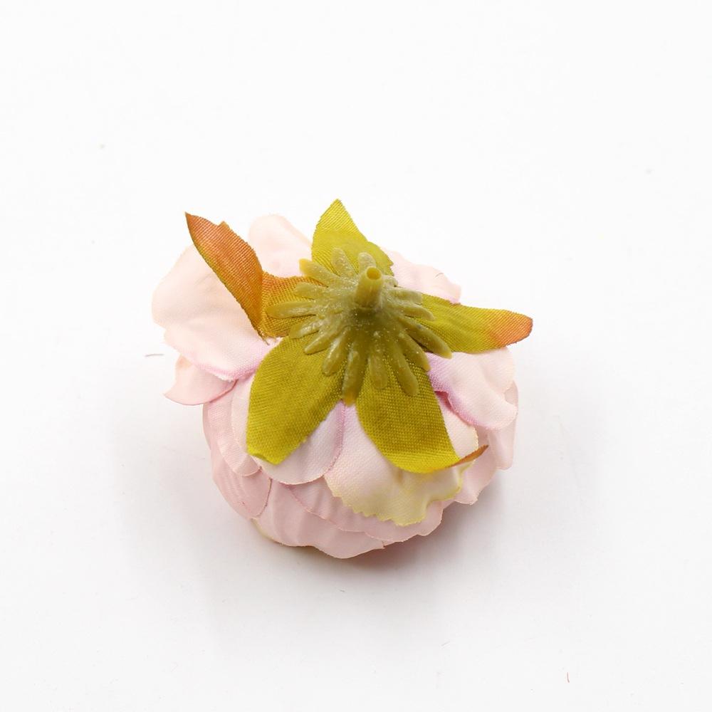 Set 10 Bông Hoa Giả 5cm Trang Trí Tiệc
