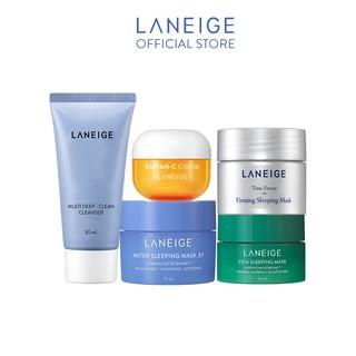 [HB GIFT] Bộ quà tặng chăm sóc da đặc biệt nâng cơ da và dưỡng ẩm Laneige thumbnail