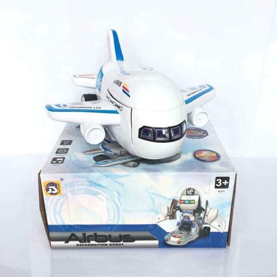 Máy bay AIRBUS biến hình robot cho trẻ