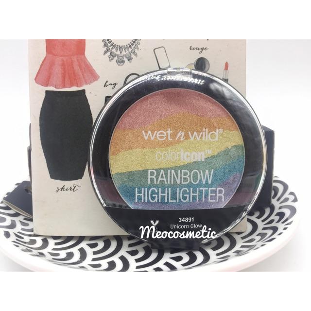 Phấn bắt sáng Rainbow WNW