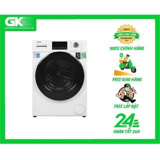 AQD-D900F W - MIỄN PHÍ CÔNG LẮP ĐẶT - Máy giặt Aqua Inverter 9 kg AQD-D900F W Mới 2020