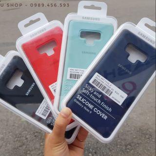 Ốp lưng Silicone Note 9 chính hãng Samsung