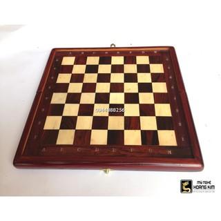 Bàn cờ vua bằng gỗ Trắc
