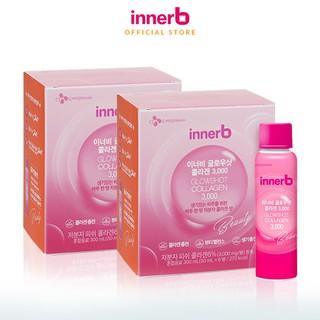 """Combo 2 hộp 6 chai nước uống Collagen Vitamin C sáng da InnerB Glowshot (50ml x 6) giá chỉ còn <strong class=""""price"""">36.400.000.000đ</strong>"""