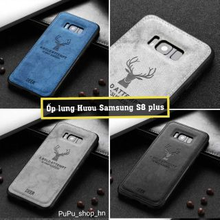 Ốp lưng Hươu Samsung S8 plus đẹp phong cách Hàn Quốc .