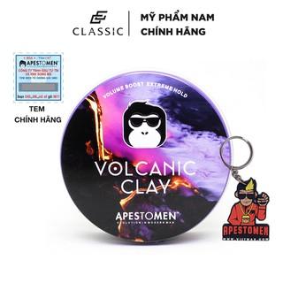 [Mã COS0505 giảm 8% đơn 300K] Sáp Vuốt Tóc Apestomen Volcanic Clay - Có tem SMS chính hãng