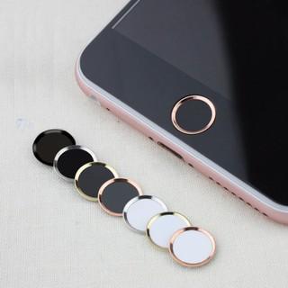 Miếng Dán Bảo Vệ Nút Home Iphone Ipad FREESHIP Nút Home Touch ID Có Hỗ Trợ Vân Tay Bằng Kim Loại thumbnail