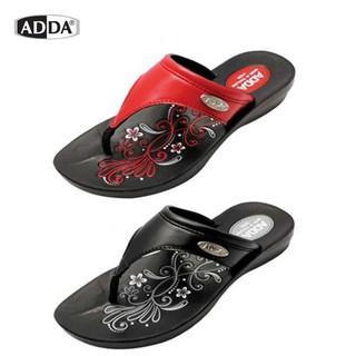 Dép Thái [nhập khẩu Thái Lan] Dép kẹp Nữ trung niên quai mềm hiệu ADDA 91Z08 thumbnail