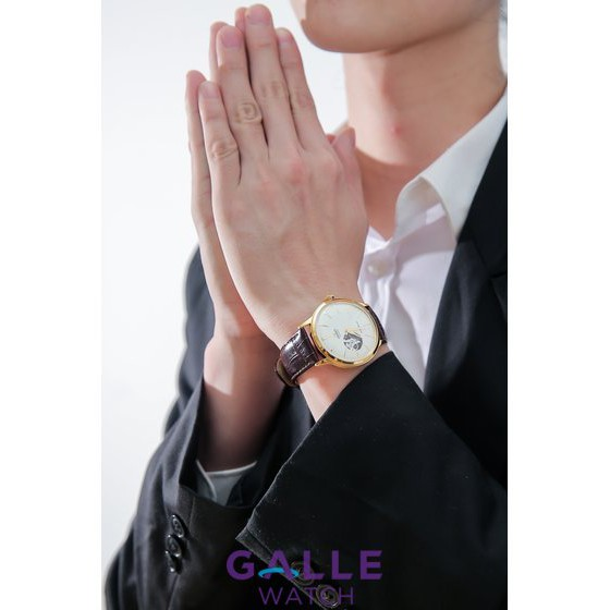 Mặc gì đẹp: Thời trang với Đồng hồ Nam chính hãng Nhật Bản Orient RA-AG0003S10B - Thương hiệu đứng đầu Nhật Bản - Phân phối độc quyền Galle Watch