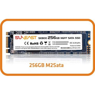 Ổ cứng SSD Suneast M2 256GB SE800 Hàng Chính Hãng - Bảo Hành 36 Tháng