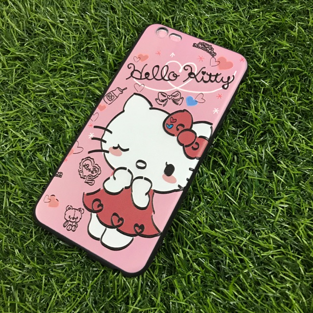 Ốp hello kitty siêu cute iphone