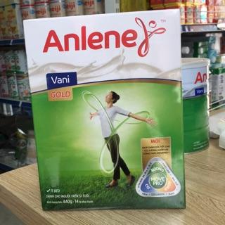 Sữa Anlene trên 51 hộp giấy(400g)