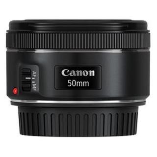 Ống kính Canon EF 50mm F1.8 STM (Đen) thumbnail