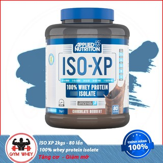 Sữa Tăng Cơ Applied Nutrition ISO XP 4Lbs – Authentic 100%