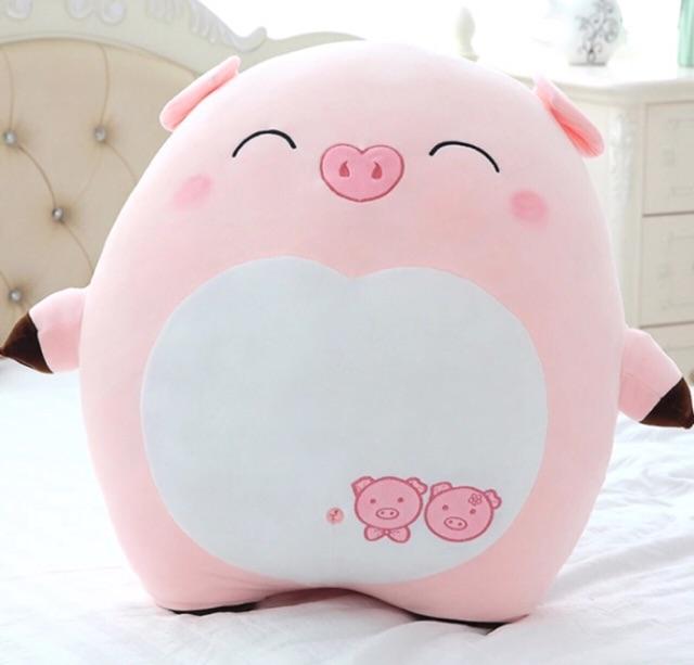 Lợn Figurine dễ thương
