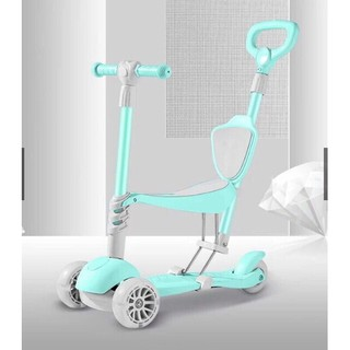 XE SPRTING SCOOTER 3IN1 CHO BÉ