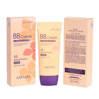 Kem nền chống nhăn Aspasia BB Cream 4U 50ml thumbnail