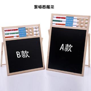 bảng nam châm 2 mặt bằng gỗ