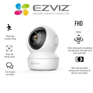 Camera Wifi dòng P/T EZVIZ_C6N 1080P – Hàng chính hãng