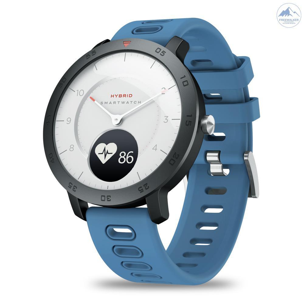 """Đồng hồ thông minh Zeblaze HYBRID màn hình OLED 0.49"""" đo huyết áp/nhịp tim/theo dõi giấc ngủ BT4.0"""