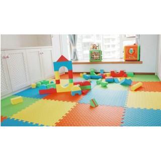 Combo 16 miếng thảm xốp ghép lót sàn 60×60 việt nam