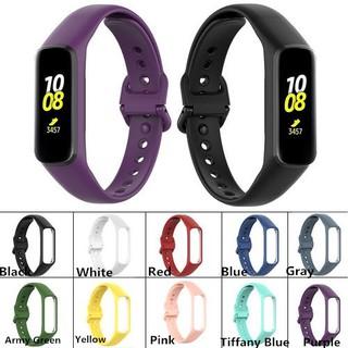 Dây đồng hồ bằng silicone dành cho Samsung Galaxy Fit-e R375